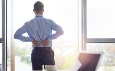 Rygsmerter kan forhindres ved bevægelse og aktivitet